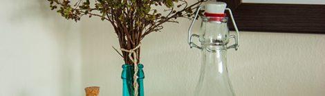 dekorativer Oregano-Strauß