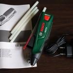 Bastelausrüstung: Der GluePen von Bosch – ein Testbericht