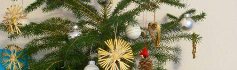 Unser kleiner Weihnachtsbaum