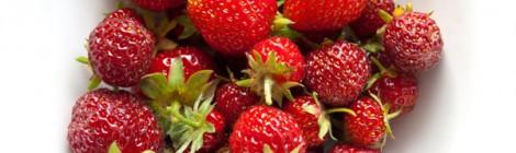 Balkonernte: Erdbeeren