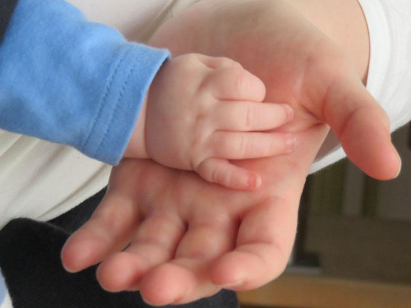 Tristans Hand