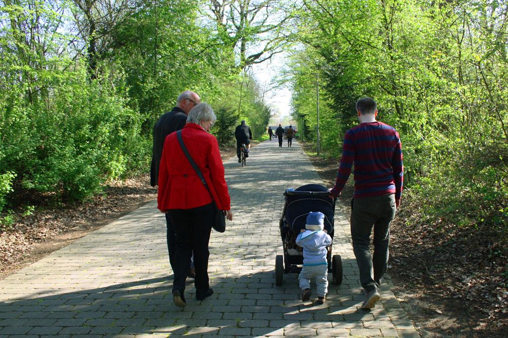 Familienausflug auf Gut Karlshöhe