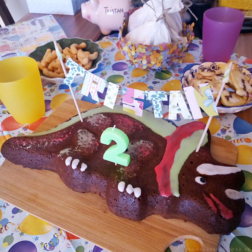 Tristans Geburtstagskuchen