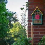 Wir geben Bienen ein Heim – Insektenhotel DIY und Upcycling